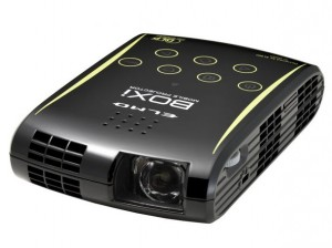 BOXI MOBILE PROJECTOR T-200