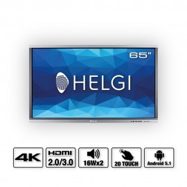 Helgi Interactive Touch panel TDP75