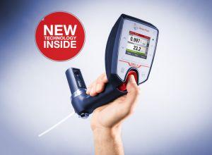 Portable density meter: DMA 35