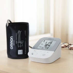 Omron X4 Smart blood measure monitor